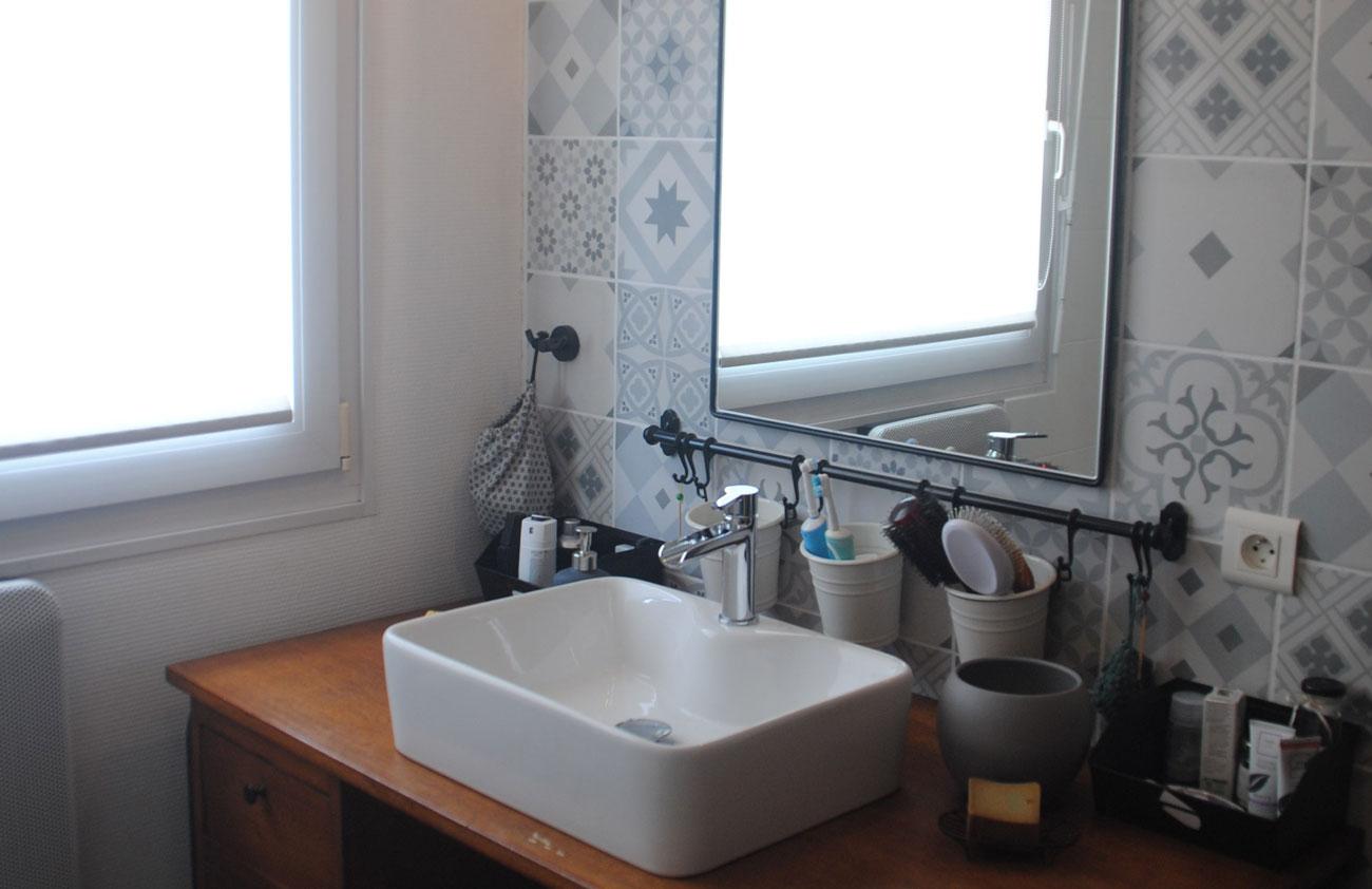 Désencombrer sa salle de bain