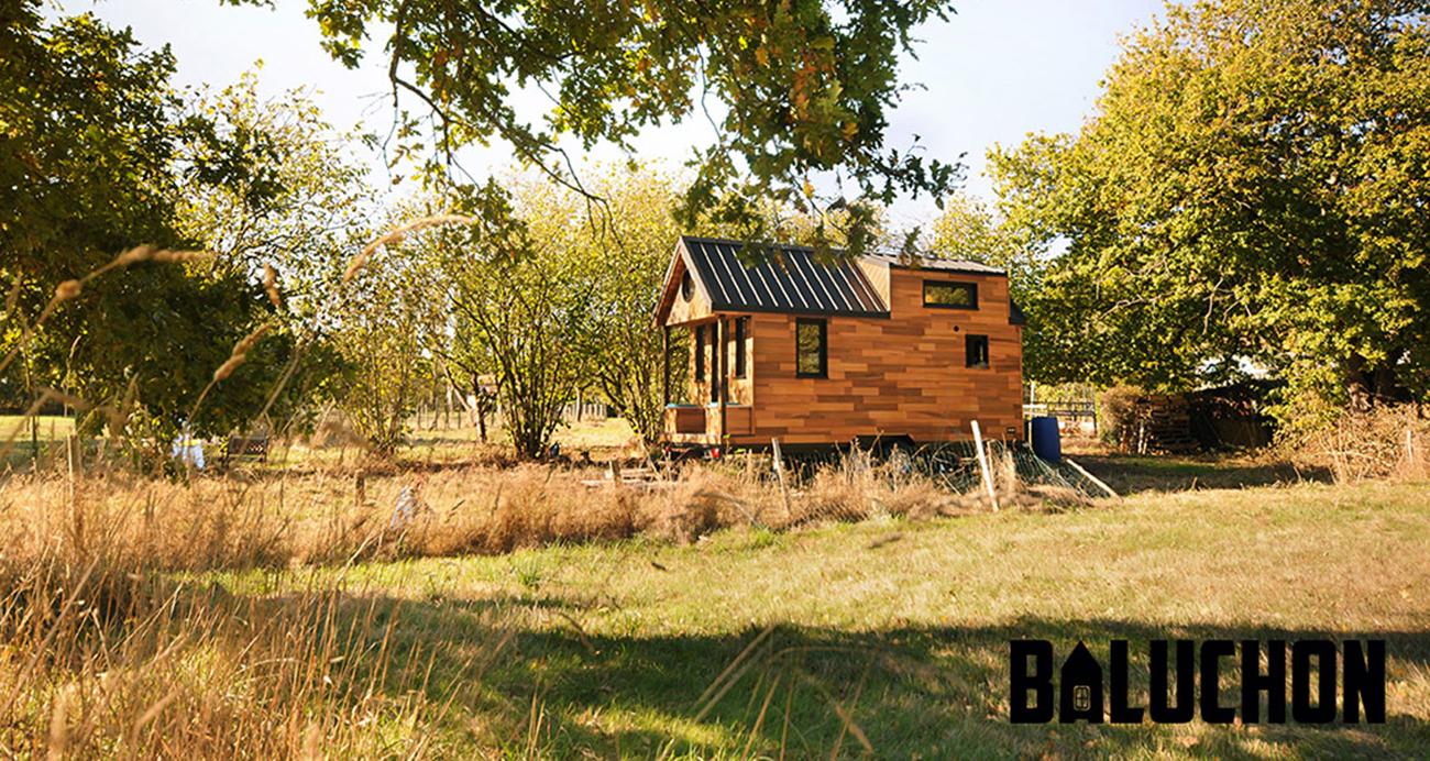 La tiny house, habitat minimaliste par excellence