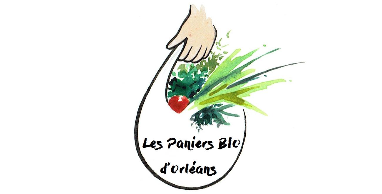 Logo Les Paniers Bio d'Orléans