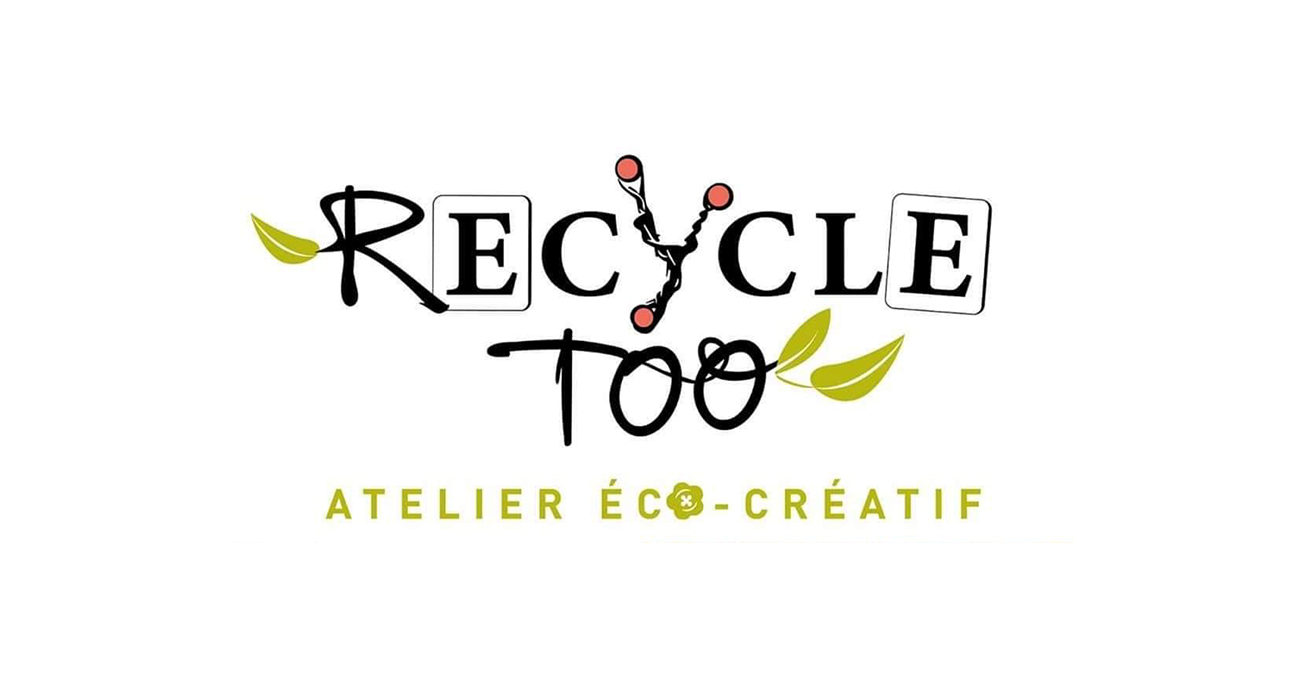 Logo Recycle Too