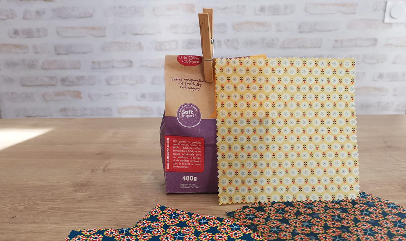Fabriquer ses bee' wraps facilement en 5 étapes